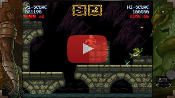 [Juego] Cursed Castilla (Maldita Castilla) arcade indie game