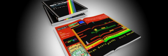 The Story of the ZX Spectrum in pixels, which is a Fusion Retro Books series with three volumes so far.