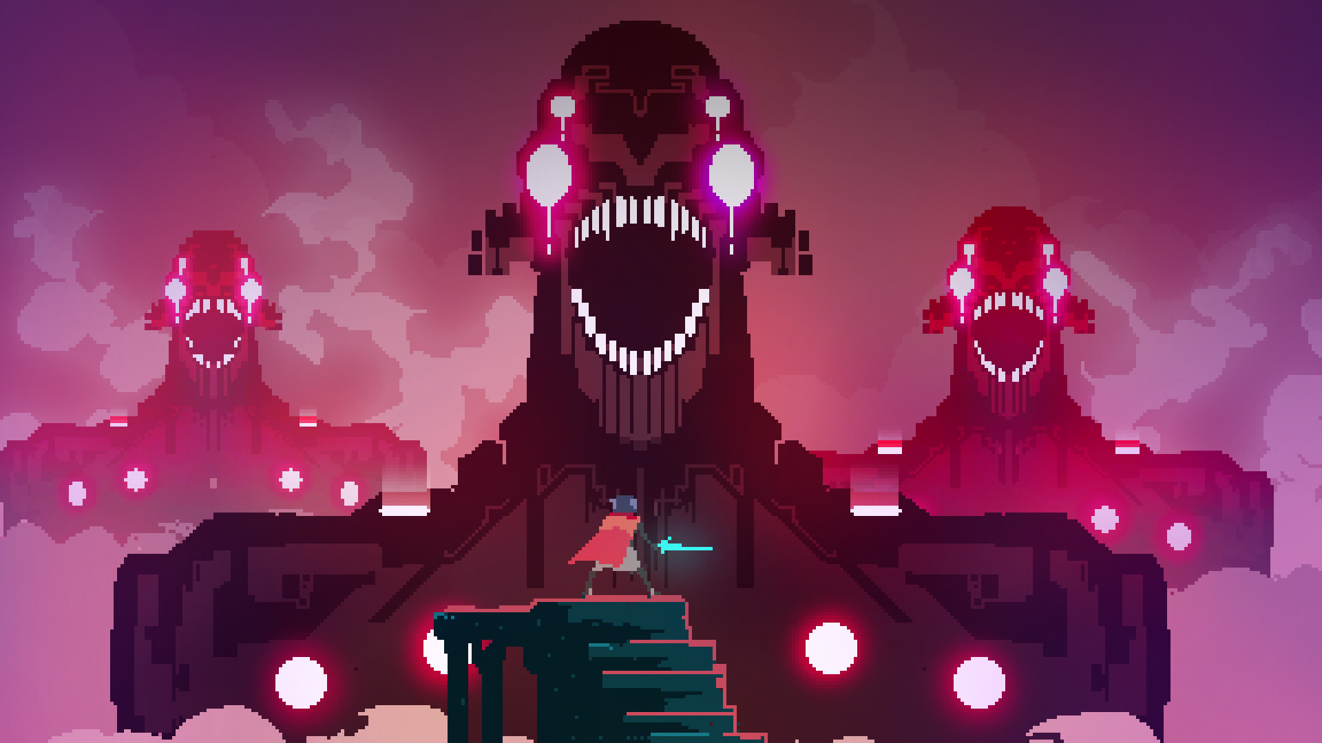 Hyler Light Drifter Screenshot Switch