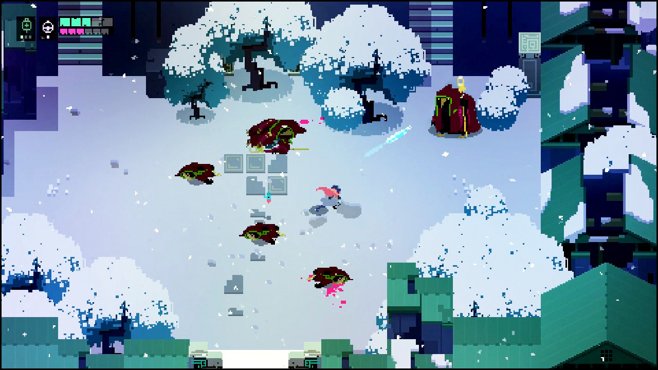 Hyper Light Drifter Screenshot - Nintendo Switch