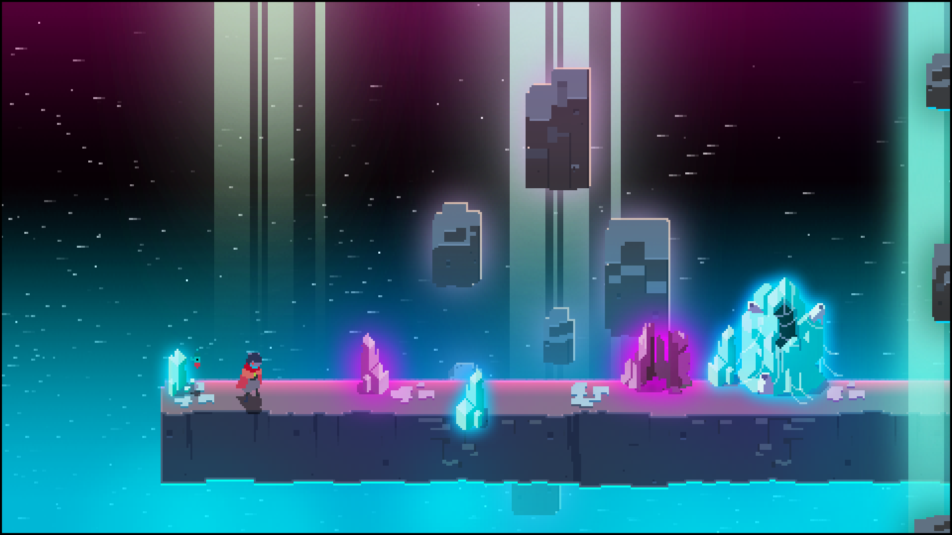 Hyper Light Drifter Special Edition Conceptualization And