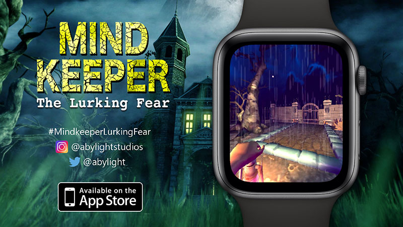 Mindkeeper, a videogame for Apple Watch