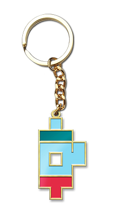 Drifter's Companion keychain